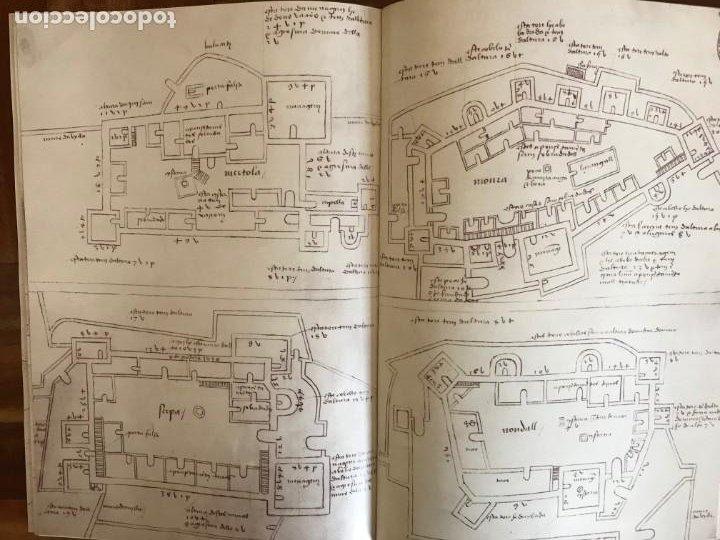 Libros: Livro de fortalezas Portugal, de Duarte de Armas. Edición facsimil de 2006 - Foto 16 - 252141395
