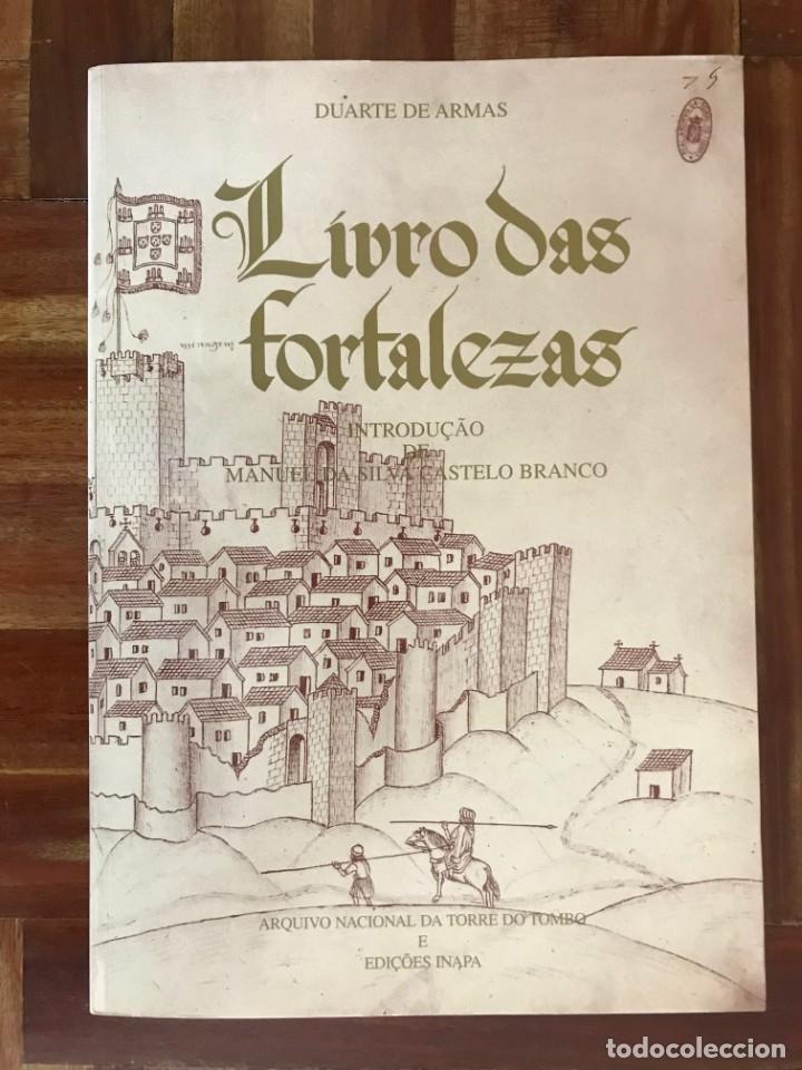 LIVRO DE FORTALEZAS PORTUGAL, DE DUARTE DE ARMAS. EDICIÓN FACSIMIL DE 2006 (Libros Nuevos - Historia - Historia Moderna)