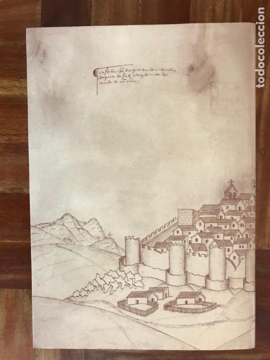 Libros: Livro de fortalezas Portugal, de Duarte de Armas. Edición facsimil de 2006 - Foto 2 - 252141395