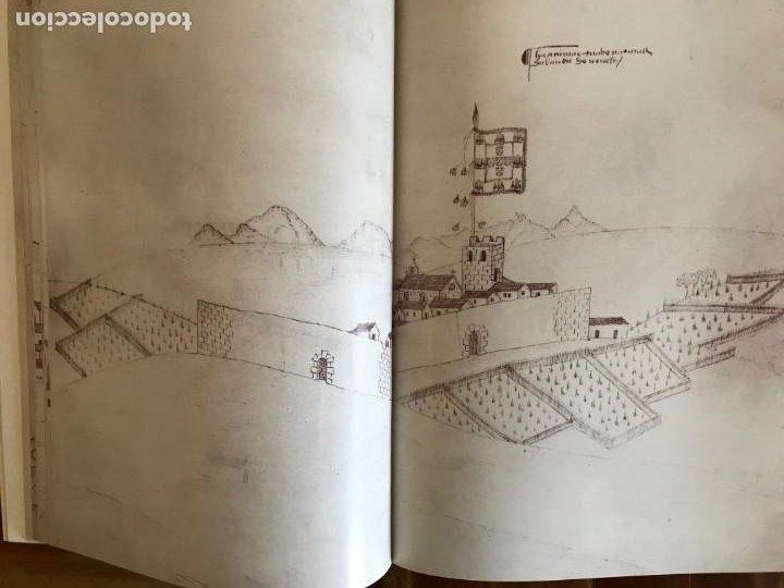 Libros: Livro de fortalezas Portugal, de Duarte de Armas. Edición facsimil de 2006 - Foto 13 - 252141395
