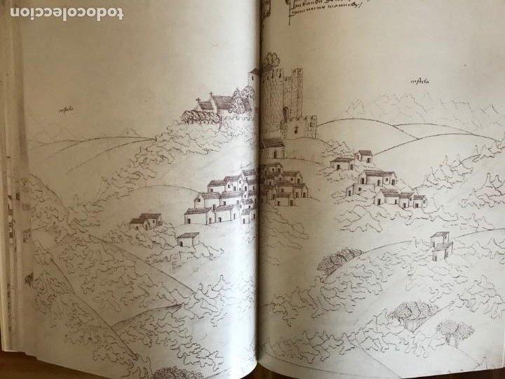 Libros: Livro de fortalezas Portugal, de Duarte de Armas. Edición facsimil de 2006 - Foto 15 - 252141395