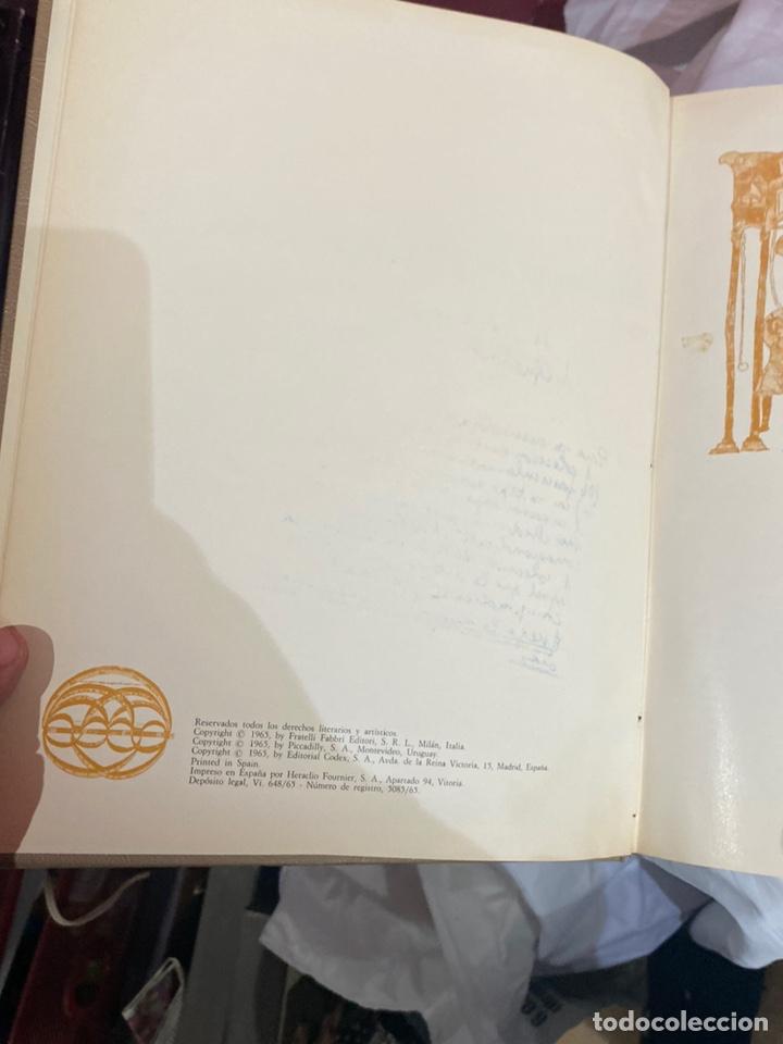Libros: Historia de la musica coleccion completa editorial codex madrid 1967 5 tomos - Foto 6 - 253618680