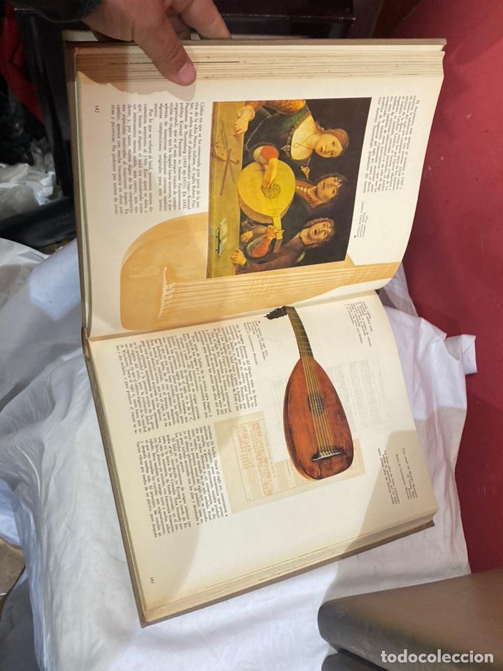 Libros: Historia de la musica coleccion completa editorial codex madrid 1967 5 tomos - Foto 7 - 253618680