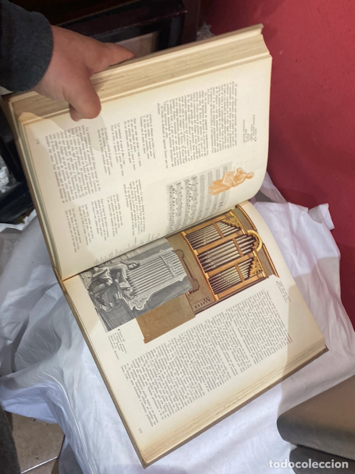 Libros: Historia de la musica coleccion completa editorial codex madrid 1967 5 tomos - Foto 8 - 253618680
