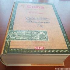 Libros: LIBRO CUBA LA LUCHA POR LA LIBERTAD, HUGH THOMAS. Lote 253872465