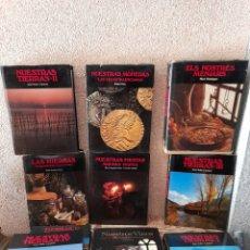 Libros: 10 TOMOS VICENT GARCIA EDITORES. Lote 253971295