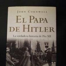 Libros: EL PAPA DE HITLER. Lote 261589195