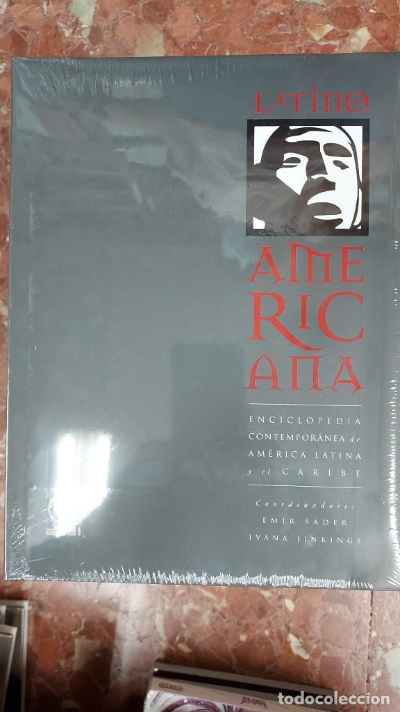 ENCICLOPEDIA CONTEMPORÁNEA DE AMÉRICA LATINA Y EL CARIBE PRECINTADO ESTADO PERFECTO (Libros Nuevos - Historia - Historia Moderna)