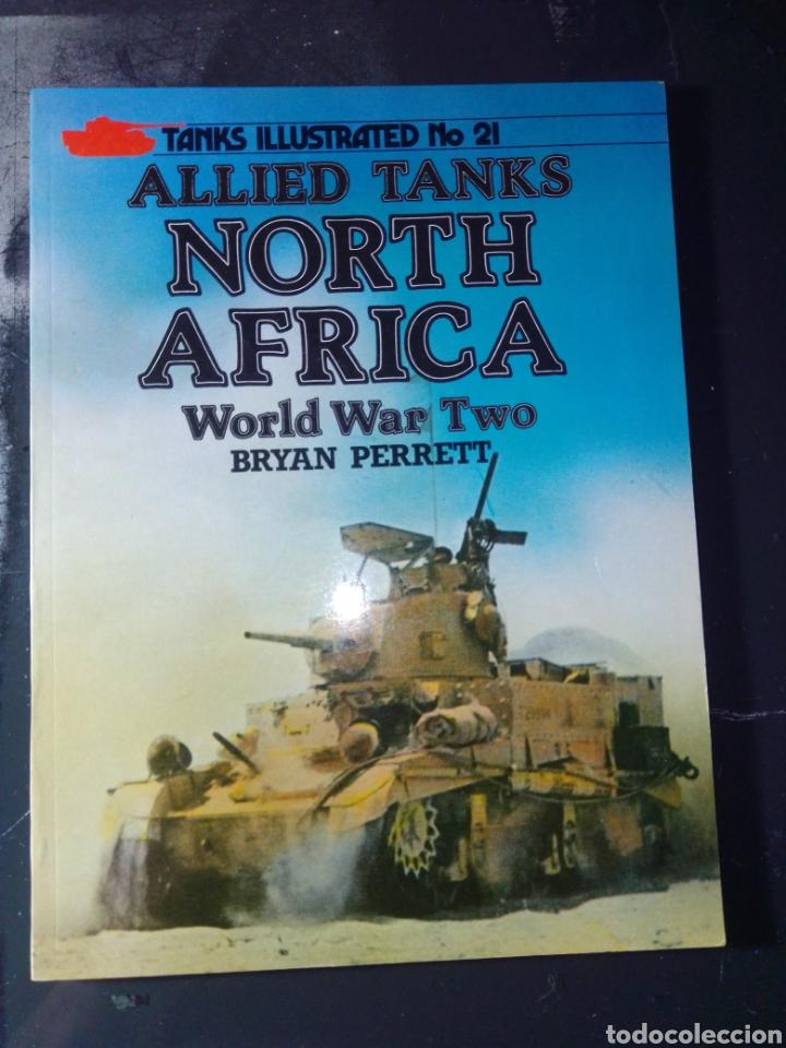 Libros: Tanks illustrated no21 allied tanks north África - Foto 2 - 269261708