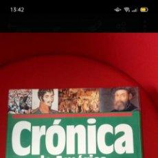Libros: CRÓNICA DE AMÉRICA. Lote 269703228