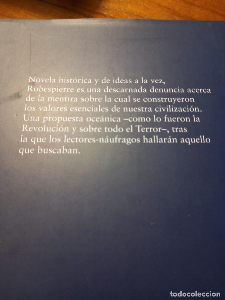 Libros: Robespierre - Javier García Sánchez - Foto 2 - 269719313