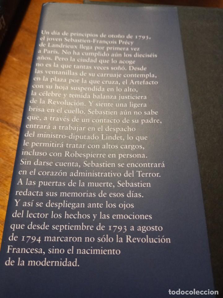 Libros: Robespierre - Javier García Sánchez - Foto 3 - 269719313