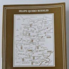 Libros: BATALLAS PRINCIPALES DEL SIGLO XX. FELIPE QUEIRO RODILES. 2006. Lote 275611843