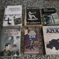 Libros: DIVISIÓN AZUL, 250,MUÑOZ GRANDE. Lote 277572043