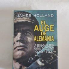 Livres: LIBRO EL AUGE DE ALEMANIA. Lote 285256488