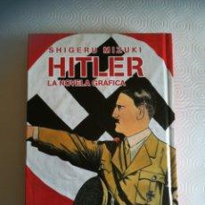 Libros: LIBRO HITLER NOVELA GRÁFICA. Lote 286693503