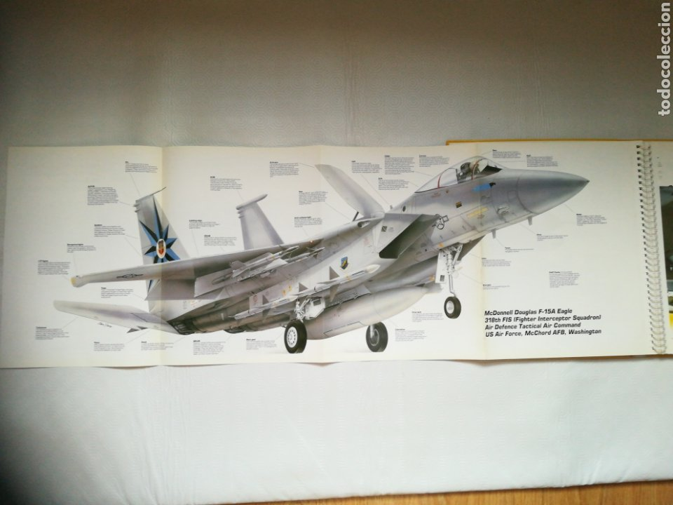 Libros: Libro 36 fotos de Aviones - Foto 3 - 286721133