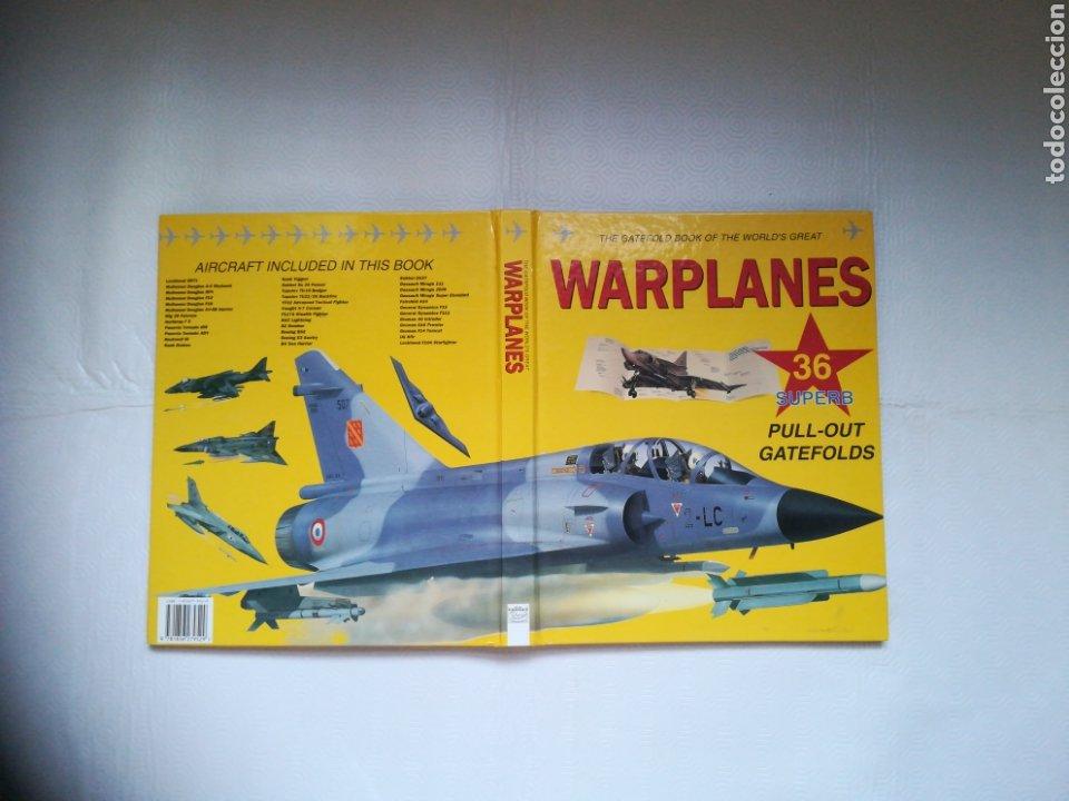 Libros: Libro 36 fotos de Aviones - Foto 4 - 286721133