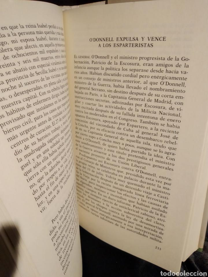 Libros: Libro Isabel II vida y amores en la turbulenta españa de su reinado - Foto 4 - 288111588