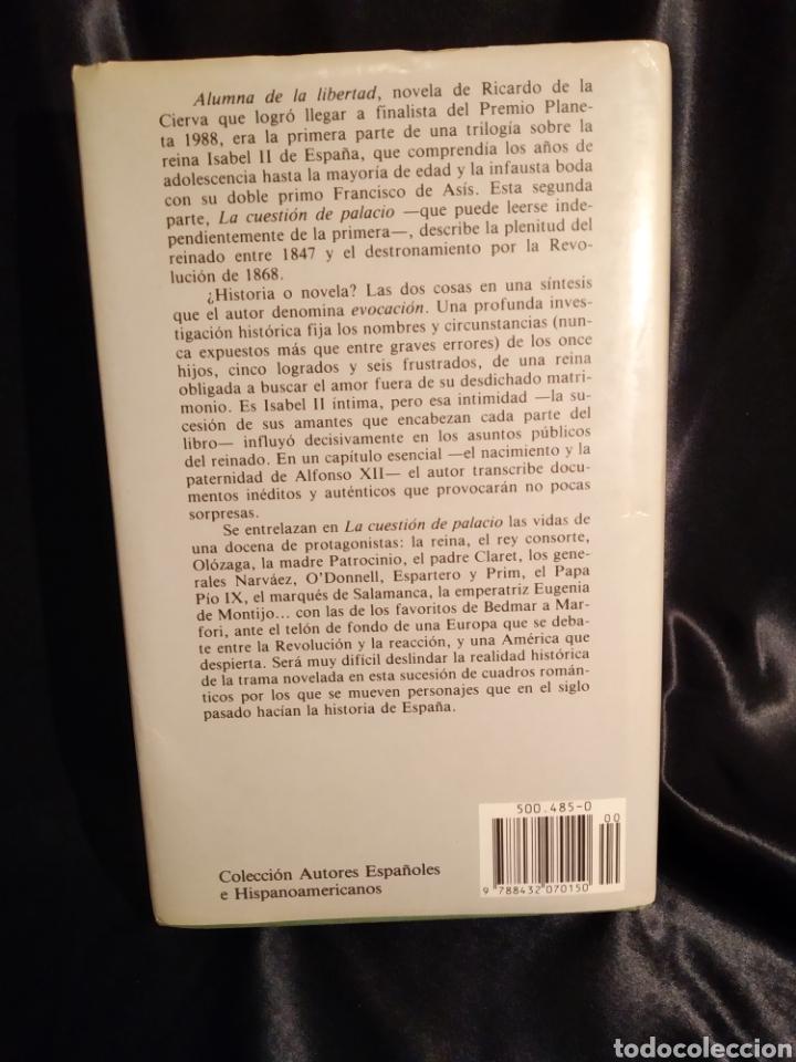 Libros: Libro Isabel II vida y amores en la turbulenta españa de su reinado - Foto 6 - 288111588
