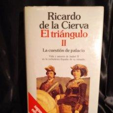 Libros: LIBRO ISABEL II VIDA Y AMORES EN LA TURBULENTA ESPAÑA DE SU REINADO. Lote 288111588