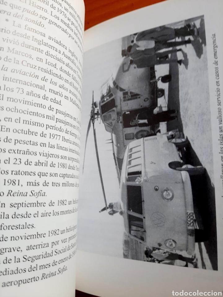 Libros: Vuelos históricos en Tenerife - Foto 3 - 289579788