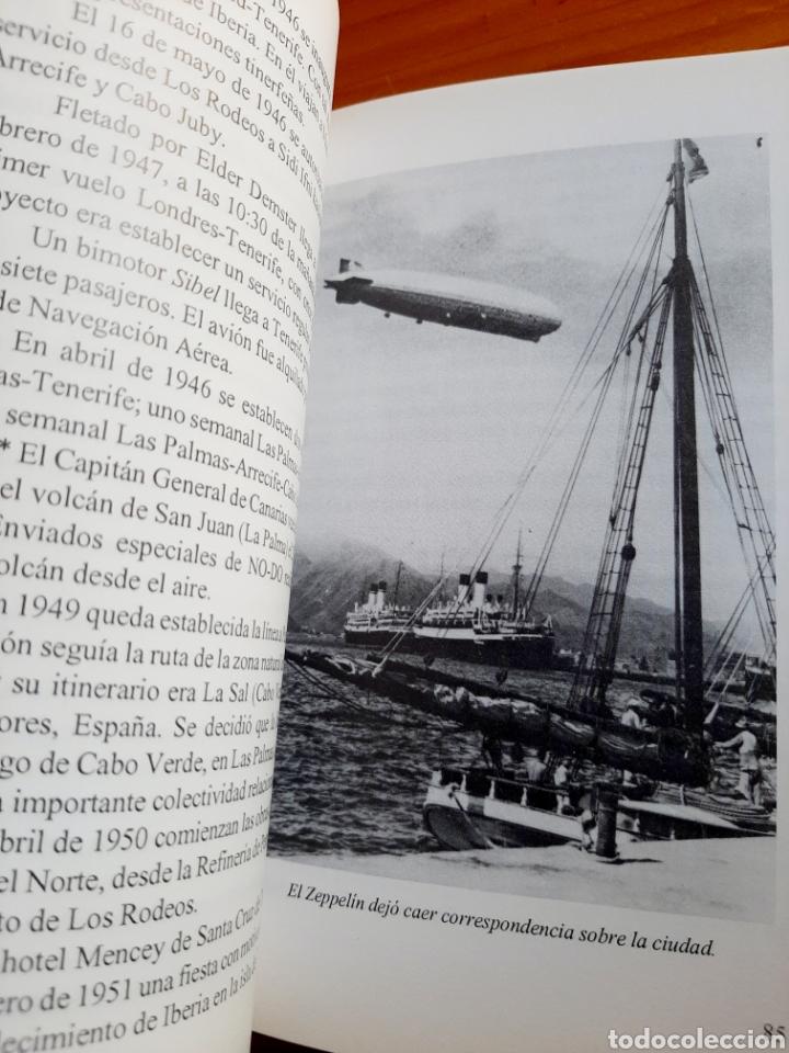 Libros: Vuelos históricos en Tenerife - Foto 4 - 289579788