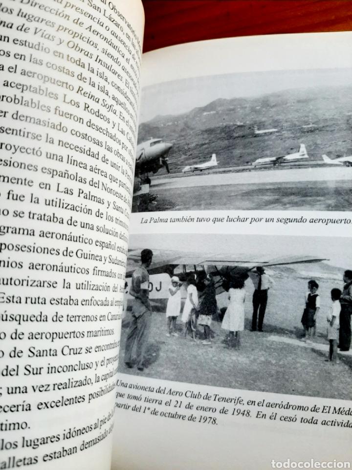 Libros: Vuelos históricos en Tenerife - Foto 5 - 289579788