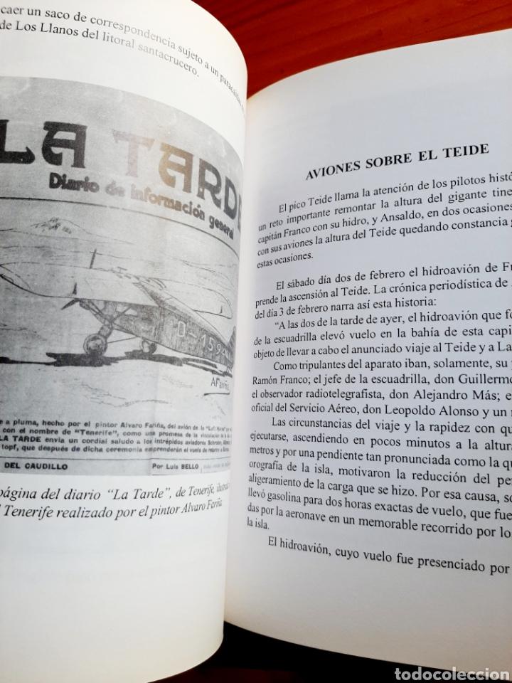 Libros: Vuelos históricos en Tenerife - Foto 6 - 289579788