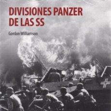 Libros: DIVISIONES PANZER DE LAS SS (SOLDADOS DE LA II GUERRA MUNDIAL) - OSPREY PUBLISHING (PRECINTADO). Lote 51763652