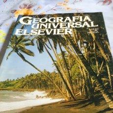 Libros: GEOGRAFÍA UNIVERSAL ELSEVIER ARGELIA. Lote 100205826