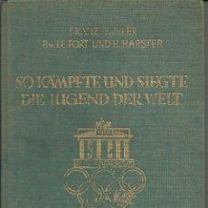 Libros: XL OLYMPIADE BERLIN ,1936. Lote 110724255
