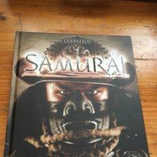 Libros: GUERREROS SAMURAI. Lote 111104786