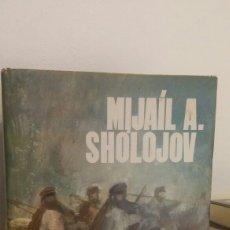 Libros: EL DON APACIBLE (MIJAÍL A. SHOLOJOV ). Lote 115693860