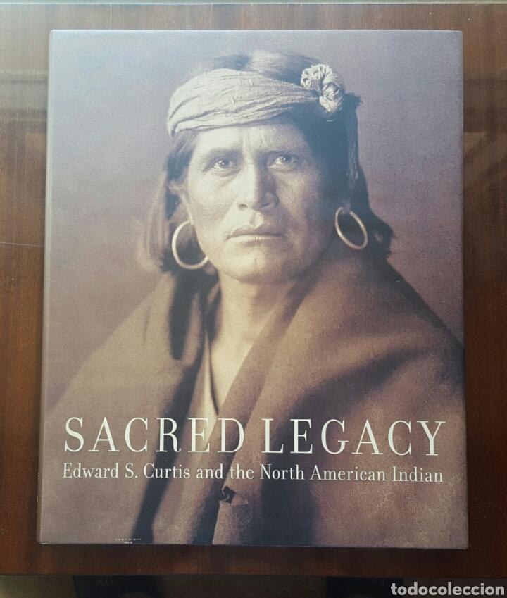 LIBRO SACRED LEGACY - INDIOS AMERICANOS- 192PP. AÑO 2000 (Libros Nuevos - Historia - Historia por países)