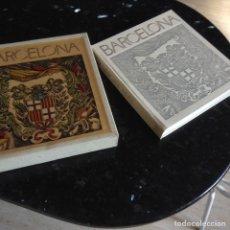Libros: LIBRO BARCELONA EDICIONES CASTELL DE 1980. Lote 126668376