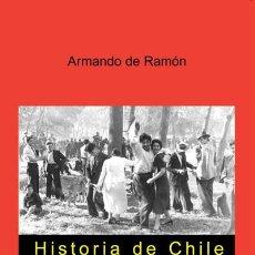 Libros: HISTORIA DE CHILE. Lote 129506815