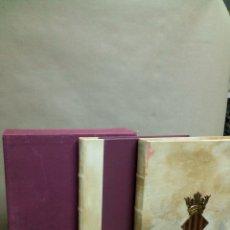 Libros: FACSÍMIL LLIBRE DEL CONSOLAT DE MAR COMO NUEVO. Lote 141307838