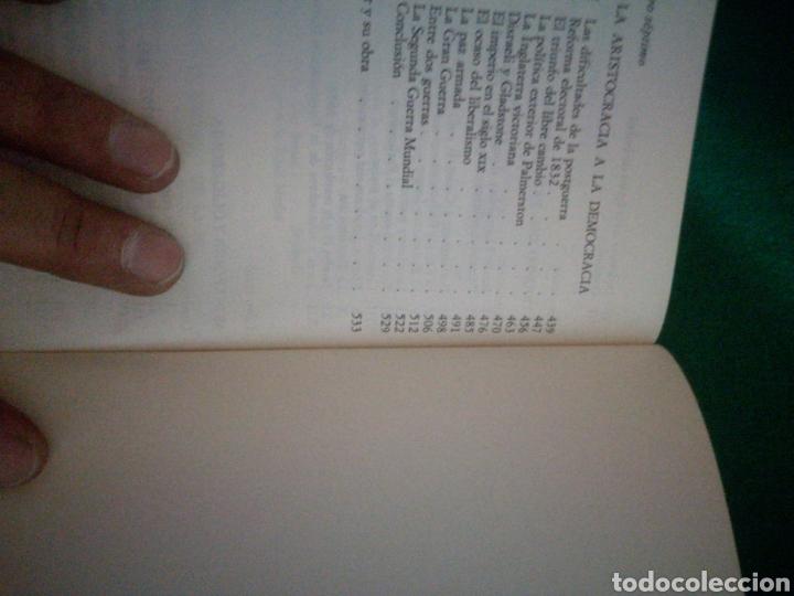 Libros: HISTORIA DE LOS ESTADOS UNIDOS E INGLATERRA - Foto 6 - 153646120