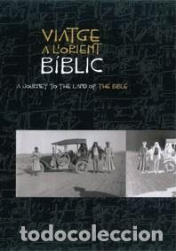VIAJE AL ORIENTE BÍBLICO (Libros Nuevos - Historia - Historia por países)