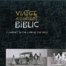 Libros: VIAJE AL ORIENTE BÍBLICO. Lote 154759962