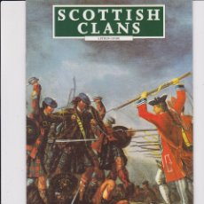 Libros: SCOTTISH CLANS. EN INGLÉS. Lote 166011822