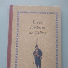 Libros: BREVE HISTORIA DE GALIZA. A NOSA TERRA 9788495350572. Lote 181337056