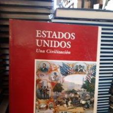 Libros: ESTADOS UNIDOS UNA CIVILIZACION. Lote 169648852