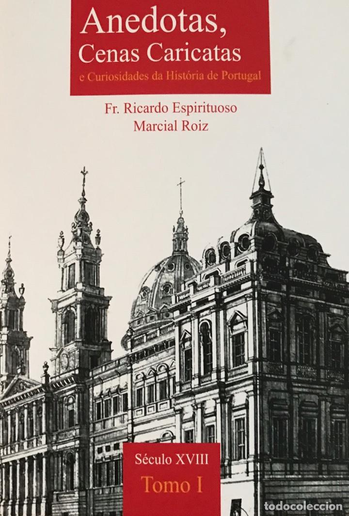 ANEDOTAS, CENAS CARICATAS E CURIOSIDADES DA HISTÓRIA DE PORTUGAL. LIBRO. HISTORIA PORTUGAL. OLIVENZA (Libros Nuevos - Historia - Historia por países)