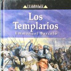 Libros: LOS TEMPLARIOS. NUEVO REF: AX235. Lote 172845643