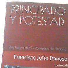 Libros: HISTORIA DE ANDORRA. Lote 189411511