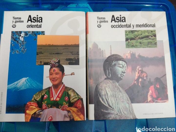 Libros: TIERRAS Y GENTES - Foto 3 - 179029023