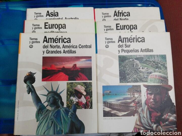 TIERRAS Y GENTES (Libros Nuevos - Historia - Historia por países)
