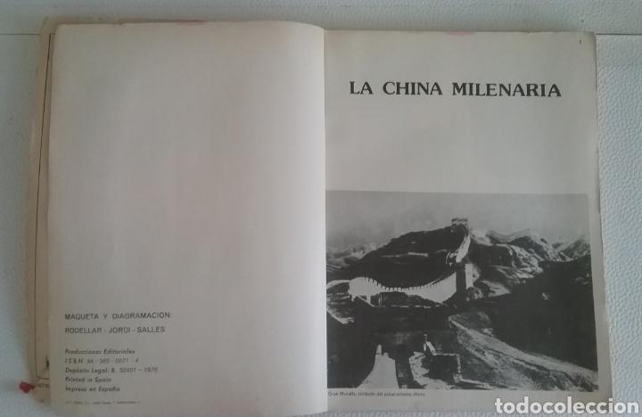 Libros: LA REVOLUCIÓN CHINA, Mao Tse-Tung, Producciones Editoriales 1976. - Foto 3 - 180987483